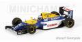 ◆ウイリアムズ ルノー FW15C A. プロスト 1993 ワールドチャンピオンBOX
