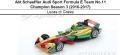 ◎予約品◎ Abt Schaeffler Audi Sport Formula E Team No.11  Champion Season 3 (2016-2017)  Lucas di Grassi
