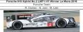 ◆Porsche 919 Hybrid No.2 LMP1 HY Winner Le Mans 2016  Porsche Team  R. Dumas - N. Jani - M. Lieb