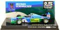 ◆ベネトン フォード B194 ミハエル・シューマッハー 日本GP仕様 1994(レインタイヤ)