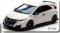 ◆Honda CIVIC TYPE R 2015 (Japanese License Plate) Championship White