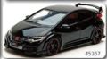 ◆ Honda CIVIC TYPE R 2015 (Japanese License Plate) Crystal Black Pearl
