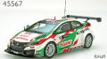 ◎予約品◎ Honda Civic WTCC 2016 No.12 R.Huff【レジン】