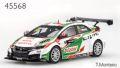 ◎予約品◎ Honda Civic WTCC 2016 No.18 T.Monteiro【レジン】