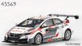 ◎予約品◎ Honda Civic WTCC 2016 No.5 N.Michelisz【レジン】