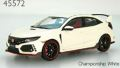 ◎予約品◎ Honda CIVIC TYPE R 2017 Championship White