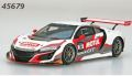 ◎予約品◎ Honda Team Motul NSX GT3 SUZUKA 10 HOURS 2018 No.10