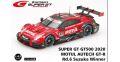 ◎予約品◎ MOTUL AUTECH GT-R SUPER GT GT500 2020 Rd.6 Suzuka Winner No.23