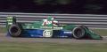 ◎予約品◎1/18 ジョーダン フォード 191 ミハエル・シューマッハー ベルギーGP 1991
