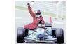 ◎予約品◎ ベネトン ルノー B195 ミハエル・シューマッハ カナダGP 1995 ライドオン ジャン・アレジ フィギュア付き