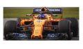 ◎予約品◎ マクラーレン ルノー MCL33 フェルナンド・アロンソ カナダGP 2018 F1GP  通算300回出場記念