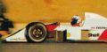 ◎予約品◎ マクラーレン ホンダ MP4/4B テストカー アラン・プロスト 1988