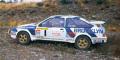 ◆フォード シエラ RS 500 A .セナ ラリーカー 1986 セナ・コレクション◆取り寄せ(1週間程で入荷)◆