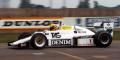 ◎予約品◎1/18 ウィリアムズ フォード FW08C A .セナ ドニントンパーク イングランド 7月19日 1983   セナ・コレクション