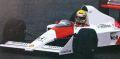 ◎予約品◎ マクラーレン ホンダ MP4/4B テストカー アイルトン・セナ 1988