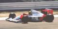 追加受付◎予約品◎ マクラーレン ホンダ MP4/5B アイルトン・セナ 日本GP 1990