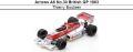◎予約品◎ Arrows A6 No.30 British GP 1983 Thierry Boutsen