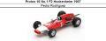 ◎予約品◎ Protos 16 No.1 F2 Hockenheim 1967 Pedro Rodr?guez