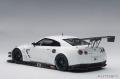 ◎予約品◎ 1/18日産 GT-R NISMO GT3 (ホワイト)