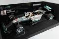 ◆1/18 メルセデス AMG ペトロナス F1チーム W07 ハイブリッド ルイス・ハミルトン 2016