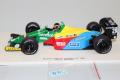 ◆1/18 ベネトン B188 No.20 3rd Canadian GP 1988  T.ブーツェン