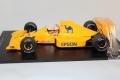 ◆1/18 ロータス101 No.11 British GP 1989  N.ピケ
