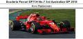 ◎予約品1/18 Scuderia Ferrari SF71H No.7 3rd Australian GP 2018  キミ・ライコネン