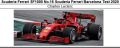 ◎予約品◎ Scuderia Ferrari SF1000 No.5 Scuderia Ferrari Barcelona Test 2020 C.ルクレール