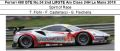 ◎予約品◎ Ferrari 488 GTE No.54 2nd LMGTE Am Class 24H Le Mans 2018  Spirit of Race T. Flohr - F. Castellacci - G. Fisichella