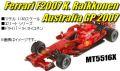 ★発売中止★フェラーリ F2007 2007  オーストラリアGP  K.ライコネン(エリート)