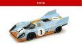 ◎予約品◎ポルシェ 917K 1971年モンツア1000Km Scuderia JWA-Gulf #1 Siffert - Bell