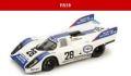 ◎予約品◎ポルシェ 917K 1971年オーストリア1000Km Martini Racing Team  #28 Marko - Larousse