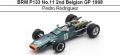 ◎予約品◎ BRM P133 No.11 2nd Belgian GP 1968 Pedro Rodriguez