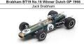 ◎予約品◎ Brabham BT19 No.16 Winner Dutch GP 1966 Jack Brabham