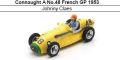 ◎予約品◎ Connaught A No.48 French GP 1953 Johnny Claes