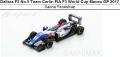 ◎予約品◎ Dallara F3 No.5 Team Carlin FIA F3 World Cup Macau GP 2017 Sacha Fenestraz