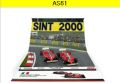◎予約品◎ フェラーリ 312 T5 #1 + フェラーリ 126C (試験走行) 1980年イタリアGP
