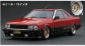 ◎予約品◎1/18 Nissan Skyline 2000 RS-Turbo (R30)  Red (1/18 Scale)  ※SS-Wheel