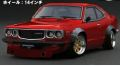 ◎予約品◎ Mazda Savanna (S124A)  Semi Works   Red Metallic