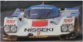◎予約品◎1/18 NISSEKI TRUST PORSCHE 962C (#63) 1990 Le Mans (1/18 Scale)