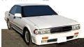 ◎予約品◎ Nissan Cedric (Y31) Gran Turismo SV Pure White