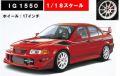 ◎予約品◎1/18  Mitsubishi Lancer Evolution VI GSR T.M.E (CP9A) Red (1/18 Scale)