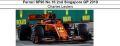 ◎予約品◎1/18 フェラーリ SF90 No.16 2nd Singapore GP 2019 C.ルクレール