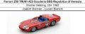 ◎予約品◎ Ferrari 250 TRI/61 #23 Scuderia SSS Republica di Venezia Winner Sebring 12H 1962 Joakim Bonnier - Lucien Bianchi