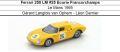 ◎予約品◎ Ferrari 250 LM #25 Ecurie Francorchamps Le Mans 1965 Gerard Langlois van Ophem - Leon Dernier