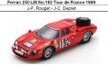 ◎予約品◎ Ferrari 250 LM No.192 Tour de France 1969 J-P. Rouget - J-C. Depret