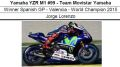 ◎予約品◎ 1/12 Yamaha YZR M1 #99 - Team Movistar Yamaha Winner Spanish GP -  Valencia - World Champion 2015  Jorge Lorenzo