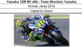 ◎予約品◎ 1/12 Yamaha YZR M1 #46 - Team Movistar Yamaha Winner Jerez 2016 Valentino Rossi