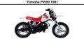 ◎予約品◎ 1/12 Yamaha PW50 1981