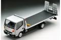 ◆LV-N144b 日産アトラス(F24)花見台自動車セフテーローダ(銀)